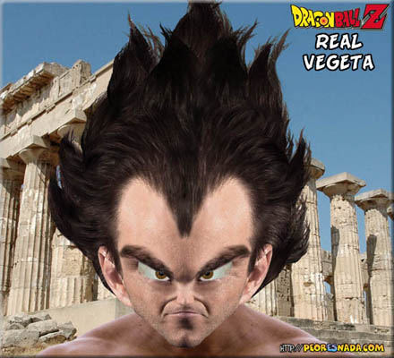 Imagenes 3D de Dragon Ball z  ( Increibles )